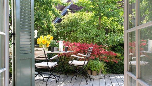 Terrassengestaltung bilder ideen Gartengestaltung terrasse ideen