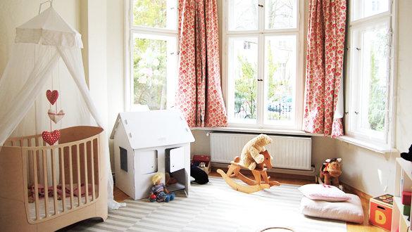 Die sch nsten ideen f r dein kinderzimmer for Kinderzimmer einrichtung fur kleine zimmer