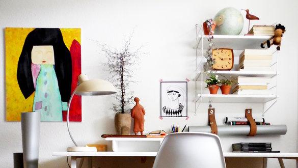 Arbeitszimmer einrichtungsideen ikea  Arbeitszimmer einrichten: Die besten Ideen