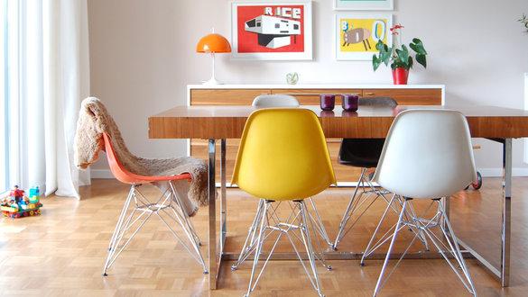 Die beliebtesten designklassiker for Stuhl designgeschichte