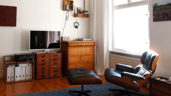 Der Eames Lounge Chair