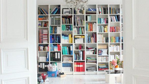 Ideen und Inspirationen für dein Bücherregal
