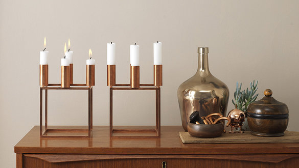 Schöne Dekoideen Mit Windlichtern · Shoppe Die Schönsten Kerzenständer Amazing Pictures