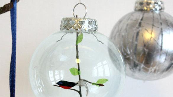 Die sch nsten ideen f r deine weihnachtsdeko - Christbaumschmuck selber machen ...