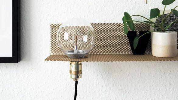 10 Tolle DIY Leuchten Fr Dein Zuhause