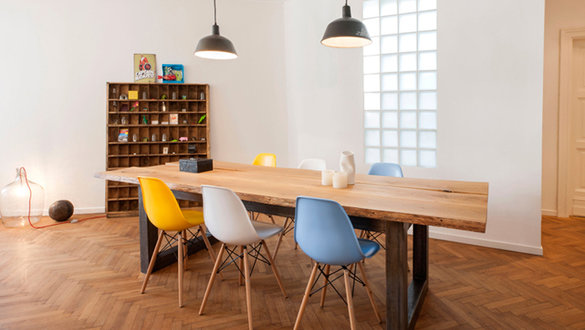 Lounge chair and ottoman - Wohnideen Mit St 252 Hlen Von Charles Amp Ray Eames