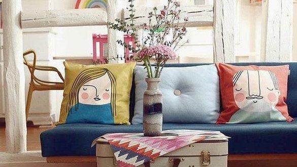 Gute Laune Mit Farbe U2013 Schönste Wohn  Und Dekoideen Für Ein Farbenfrohes  Zuhause