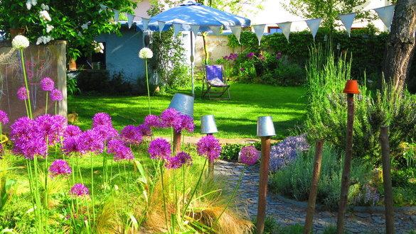 Die Schönsten Gartendeko Ideen