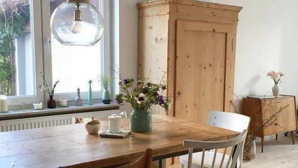 Wohnen Mit Holz: Die Schönsten Wohnideen Für Ein Natürliches Zuhause