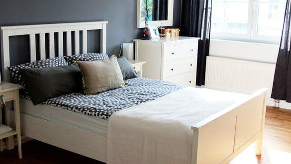 die sch nsten ideen f r dein ikea schlafzimmer. Black Bedroom Furniture Sets. Home Design Ideas