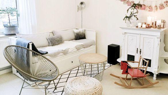 Arbeitszimmer ikea hemnes  Die schönsten Einrichtungsideen mit IKEA Möbeln