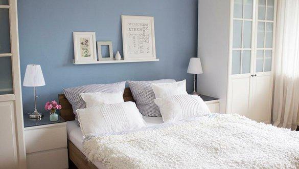 Unglaublich Schlafzimmer Ideen Ikea Malm Darstellung