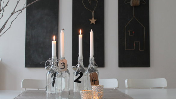 die sch nsten ideen f r deine weihnachtsdeko. Black Bedroom Furniture Sets. Home Design Ideas