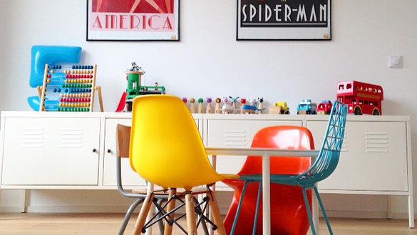 die sch nsten ideen f r deine kinderzimmer deko. Black Bedroom Furniture Sets. Home Design Ideas