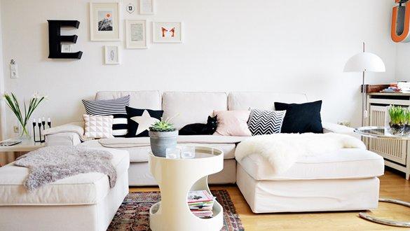 Ideen Und Inspirationen Für Ikea Sofas