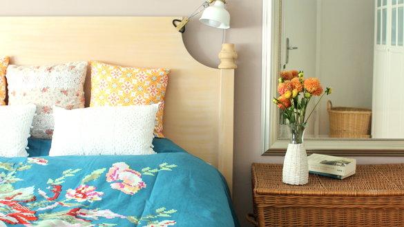 Schlafzimmer Im Landhaus Stil