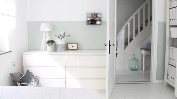 Hemnes Wohnzimmer Weiß
