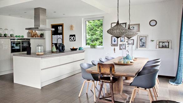 Modern wohnen der moderne wohnstil for Wohnen einrichten ideen