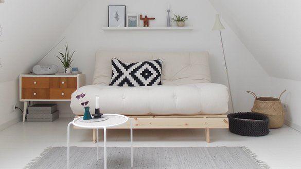 kleine wohnung einrichten die besten ideen. Black Bedroom Furniture Sets. Home Design Ideas