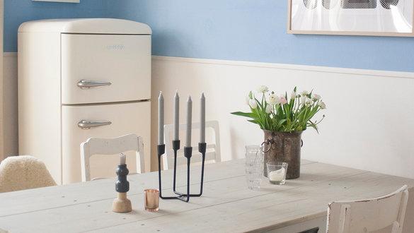 Skandinavisches design küche  Wohnideen im skandinavischen Design und Wohnstil