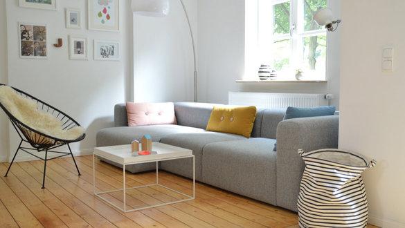wohnideen im skandinavischen design und wohnstil. Black Bedroom Furniture Sets. Home Design Ideas