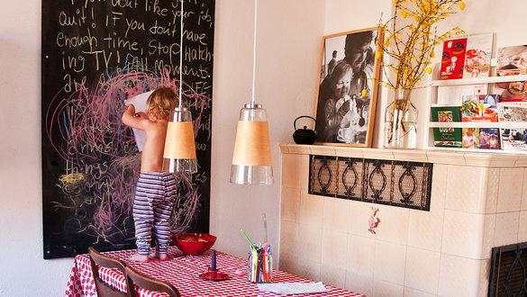 Die sch nsten ideen f r deine kinderzimmer deko - Ideen mit tafelfarbe ...