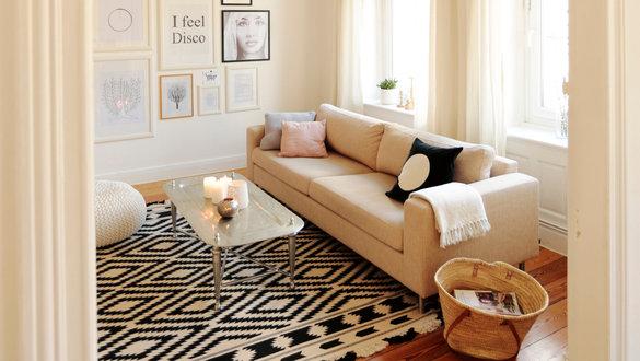 Wohnideen Mit Teppichen