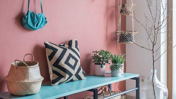 Ideen Für Die Passende Wandfarbe Im Flur