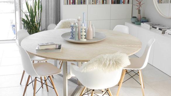 wei e st hle bilder ideen. Black Bedroom Furniture Sets. Home Design Ideas