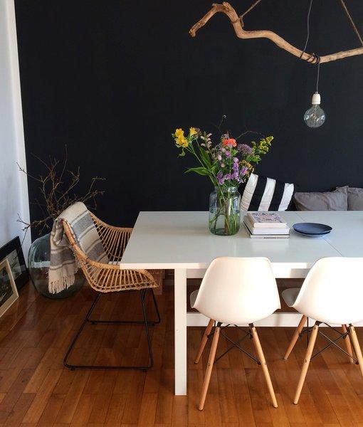 stil wohnzimmer interieur gegensatze, hereinspaziert! 10 neue wohnungseinblicke auf solebich | solebich.de, Ideen entwickeln