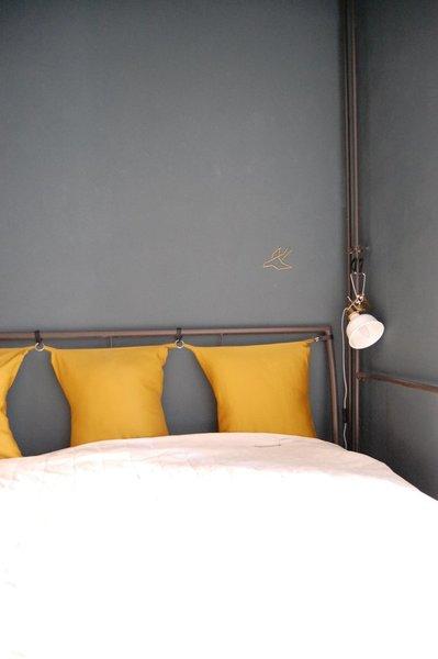 Passt Wunderbar Zur Neuen, Dunkelgrauen Wandfarbe! Mehr Ideen Für Eure Ikea Möbel  Findet Ihr Auf Der Themenseite Ikea Hacks.
