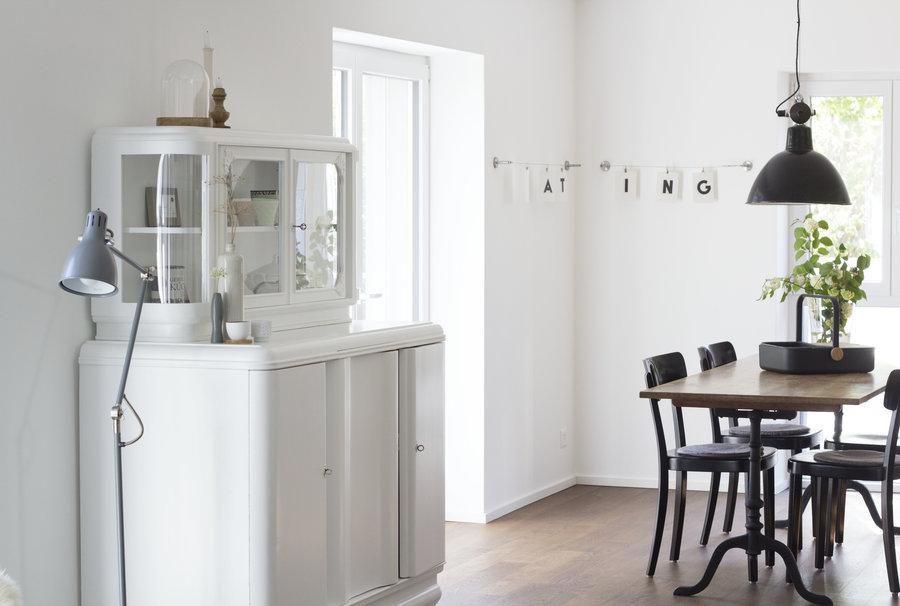 der industrie-look: wohnen mit werkstatt-accessoires   solebich.de - Industrie Look Im Kinderzimmer Holz Metall