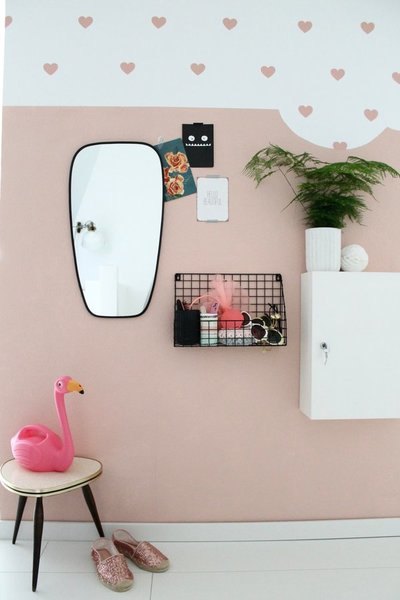 Diynstag 10 Ideen Fur Die Wandgestaltung Im Kinderzimmer Solebich De