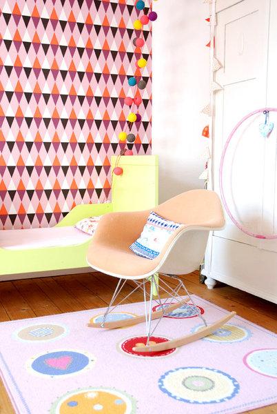 diynstag: 10 ideen für die wandgestaltung im kinderzimmer, Schlafzimmer design