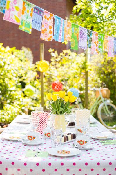 DIYnstag: 10 Kreativ-Ideen für deine Sommerparty unter freiem Himmel ...