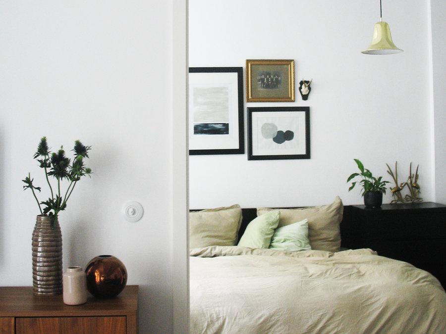 Wenn Dann Auch Noch Ein Pflänzchen Eingezogen Ist, Lässt Sich Die Hitze  Doch Gleich Viel Leichter Aushalten. Für Mehr Schlafzimmerideen Hier  Entlang.