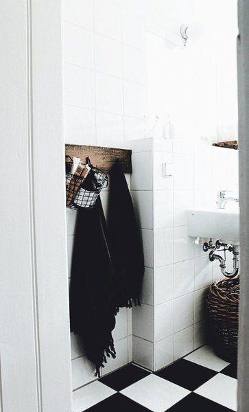 Hier Finden Handtücher Oder Aufbewahrungskörbe Ihren Platz Und Dank Der  Warmen Ausstrahlung Der Hölzer Wirkt Das Bad Gleich Viel Wohnlicher!