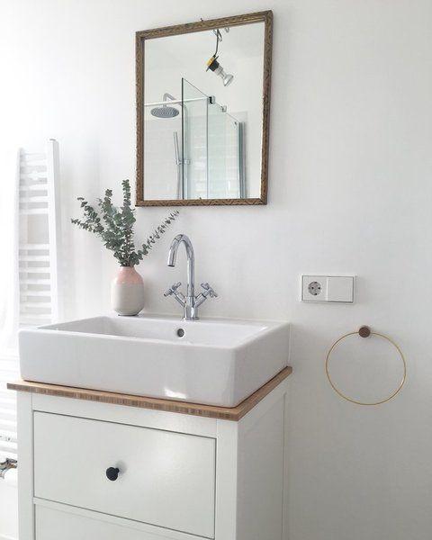 DIYnstag: 10 Kreativ-Ideen für mehr Wohnlichkeit im Badezimmer ...