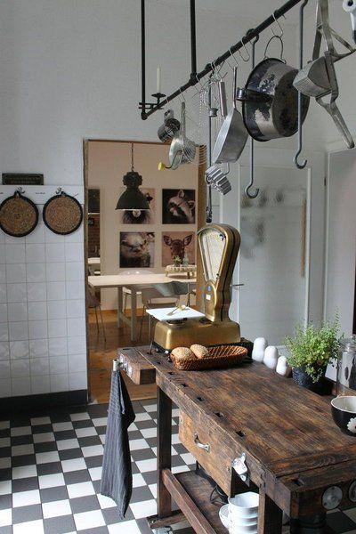 Hereinspaziert 10 neue wohnungseinblicke - Fachwerkhaus einrichten ...