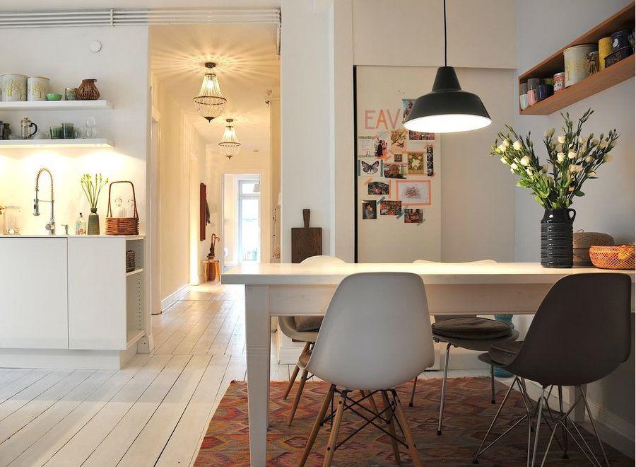 die geschichte hinter dem eames plastic chair von ray. Black Bedroom Furniture Sets. Home Design Ideas