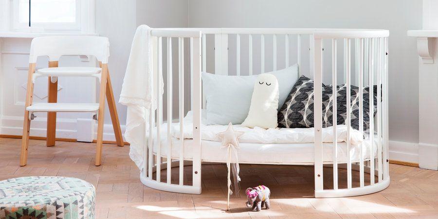 Ein Traum Fur Die Kleinen Das Stokke Sleepi Babybett Ein