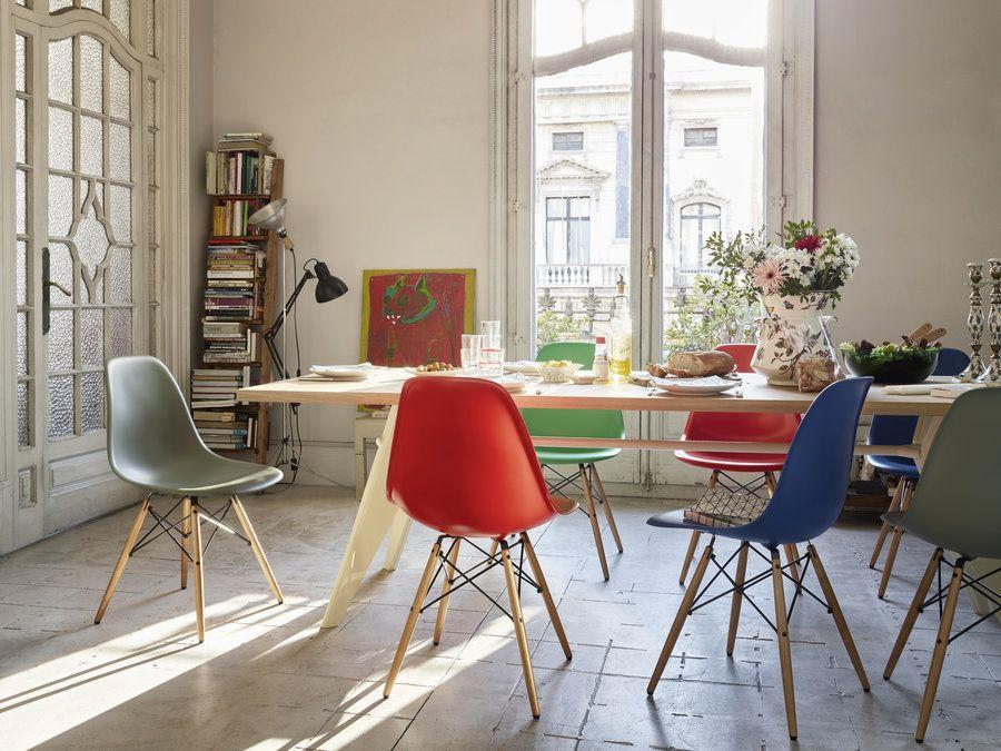 Mir Gefällt Die Designphilosophie Von Ray Und Charles Eames Sehr: Ein  Designer Hat Auch Immer Die Rolle Eines Guten Gastgebers, Der Die  Bedürfnisse Seiner ...