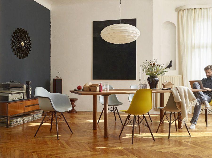 De Eames Stoel : Die geschichte hinter dem eames plastic chair von ray charles