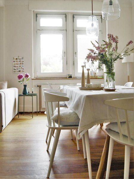 hell und nat rlich sch nste ideen f rs wohnen im. Black Bedroom Furniture Sets. Home Design Ideas