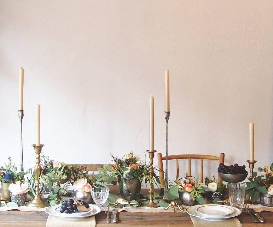 7 Kreative DIY Ideen Für Die Tischdeko