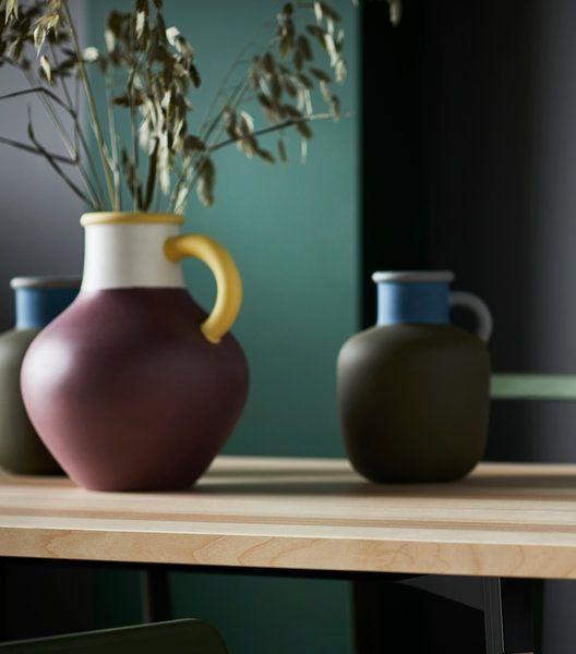 ypperlig die limitierte kollektion von ikea und hay. Black Bedroom Furniture Sets. Home Design Ideas