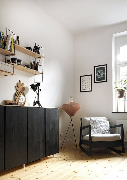 magischer stauraum 10 kreative ikea hacks f r mehr ordnung in deinem zuhause. Black Bedroom Furniture Sets. Home Design Ideas