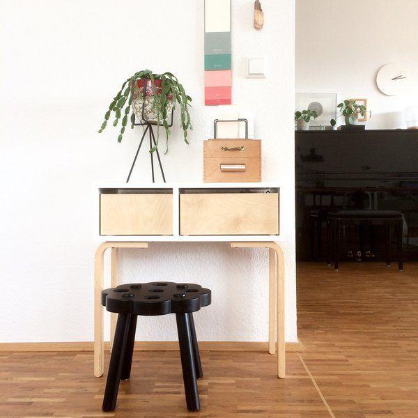 magischer stauraum 10 kreative ikea hacks f r mehr. Black Bedroom Furniture Sets. Home Design Ideas