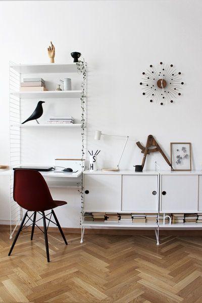 der eames plastic chair zu hause bei solebich mitgliedern. Black Bedroom Furniture Sets. Home Design Ideas