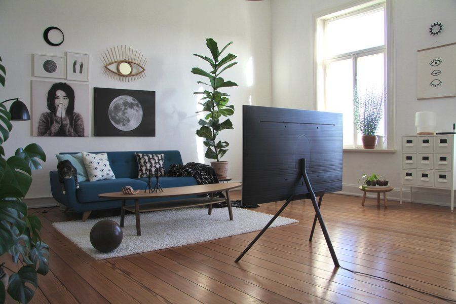 Zu Besuch In Mimameises Neuer Wohnung Am Wattenmeer Samsungs Hd Tv